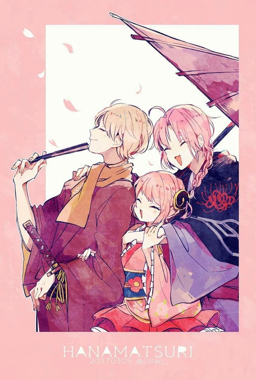 Gintama おしゃれまとめの人気アイデア Pinterest Ania San アニメのかわいいカップル 神楽 イラスト 銀魂 イラスト