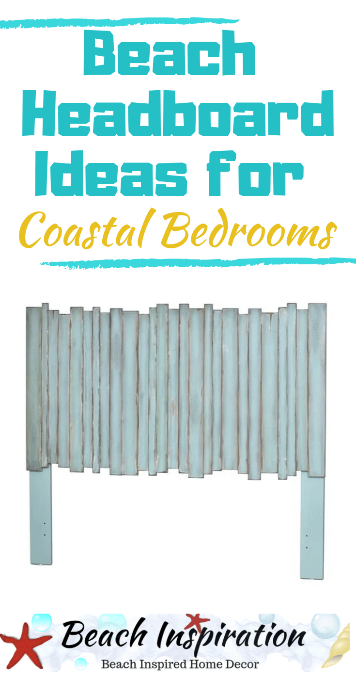 10 Beach Headboard Ideas for Coastal Bedrooms