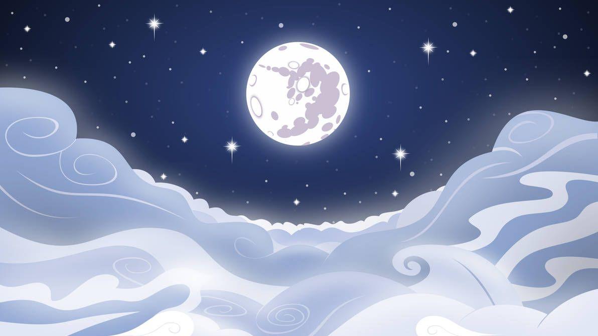 Discrete Nightmare Moon Wallpaper 1920x1080 By Michdruch On Deviantart