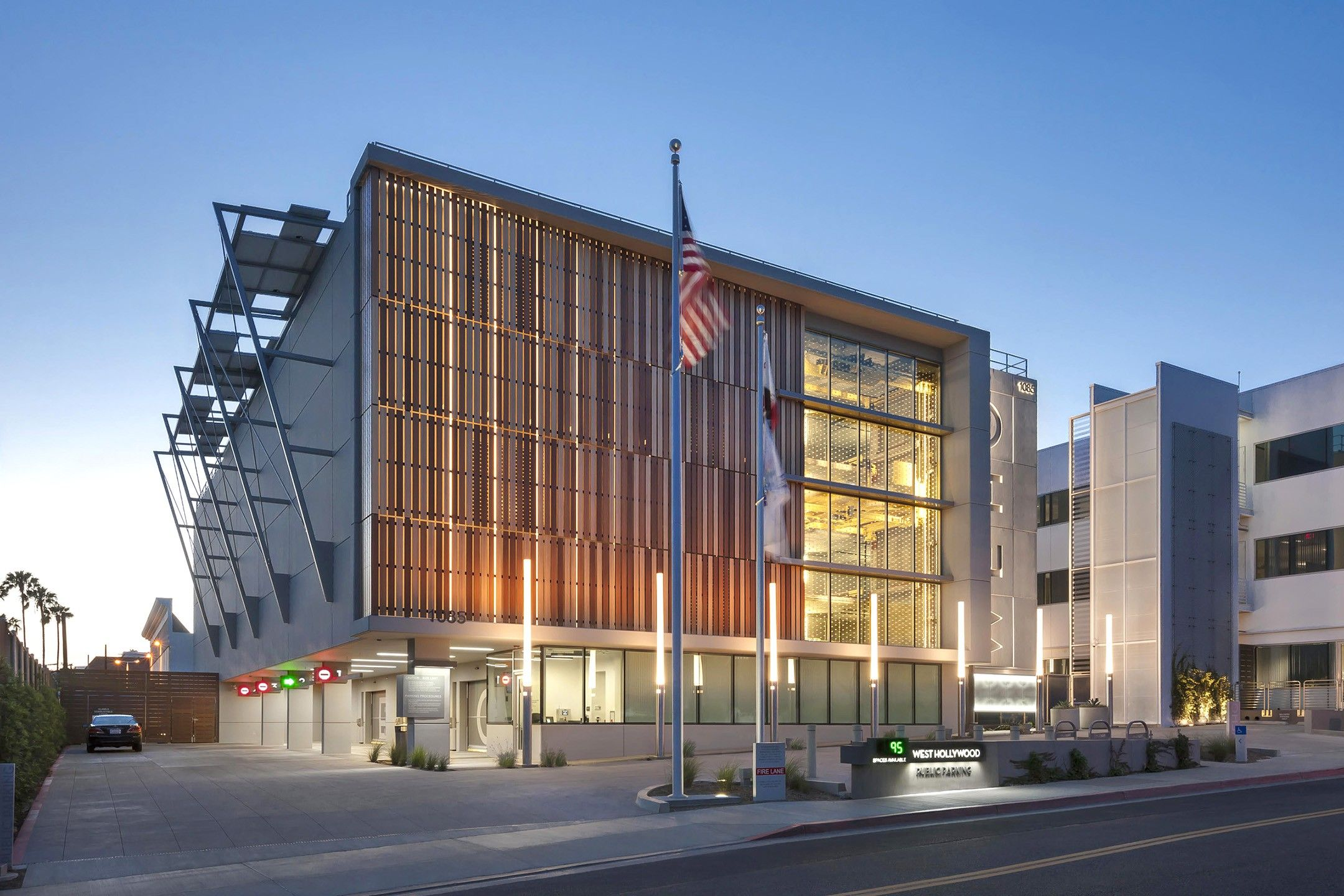 Projects Parking Garage Garage Design Building Design