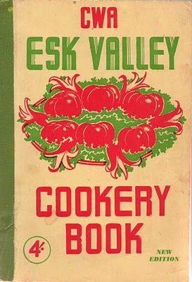 Huc gabet cwa esk valley cookery book cwa australia recipes country womens association cookbooks offer that promise of good old fashioned hom forumfinder Gallery