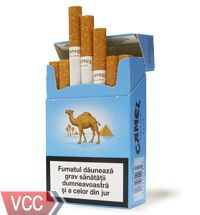Camel Blue cigarettes pack | Products I Love | Camel, Smoke