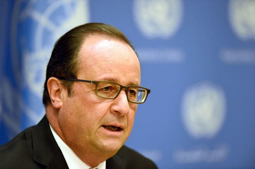 Francia invoca su legítima defensa al iniciar sus bombardeos en Siria