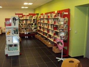 Bibliothèque d'Allouis (Cher)