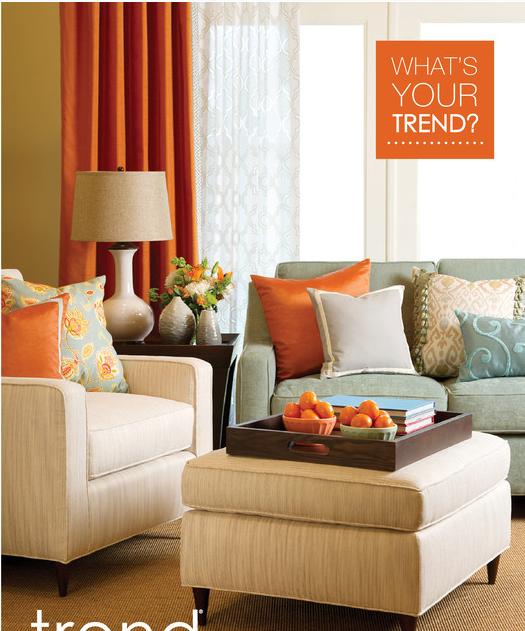 Orange And Blue Living Room Orange Orange Accents Living Room Living Room Accents #orange #accents #for #living #room