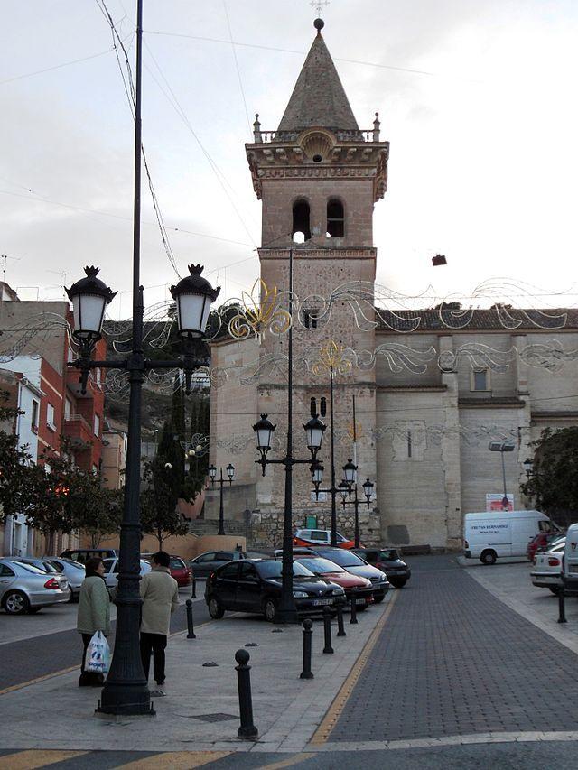 Yecla. Iglesia Vieja