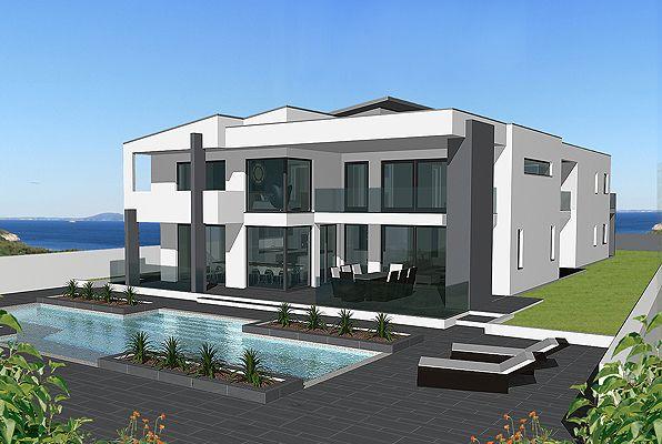 Premium Haus AS | Houses - Modern - Contemporary | Pinterest | Haus ...