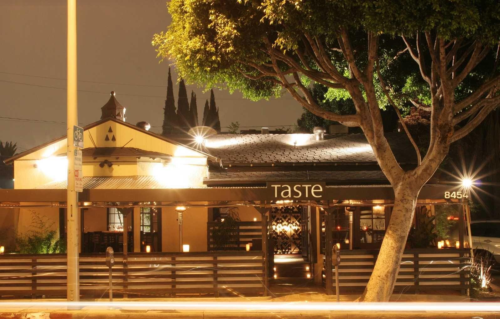 Taste On Melrose In Los Angeles Is One Of My Fav Spots In La They