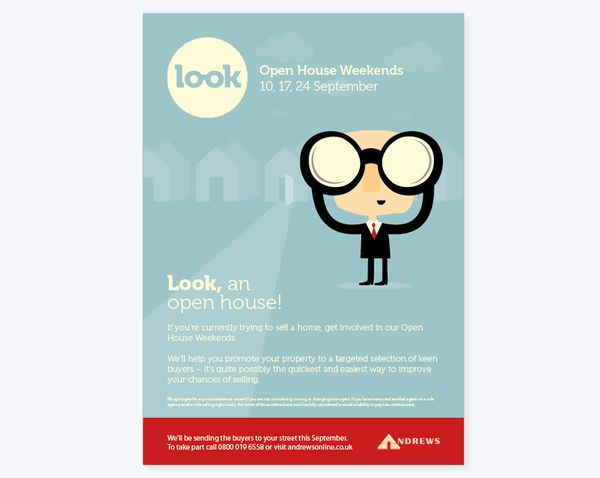 Andrews Estate Agents Look Open House Weekends By Jonathan