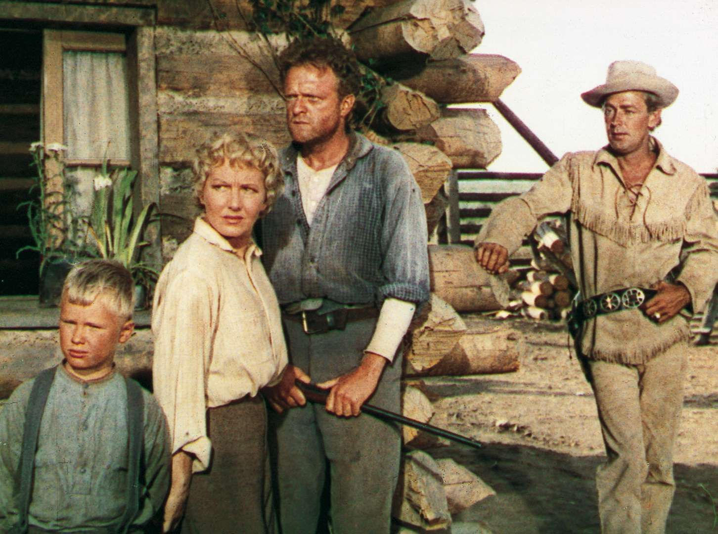 Top 100 Western Films Of All Time Year Released 1953stacker