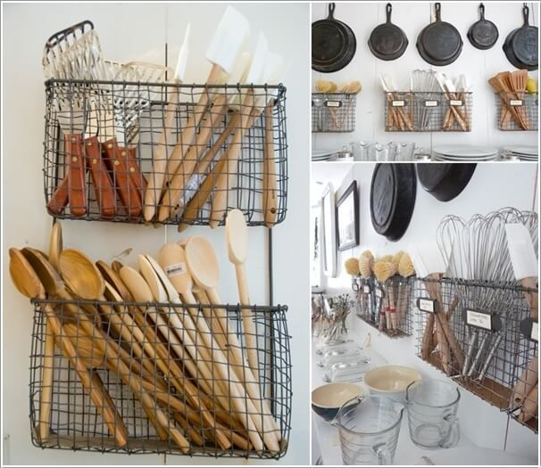 15 Practical Utensil Storage Ideas for Your Kitchen | Kitchen utensil  organization, Kitchen utensil storage, Utensil organization