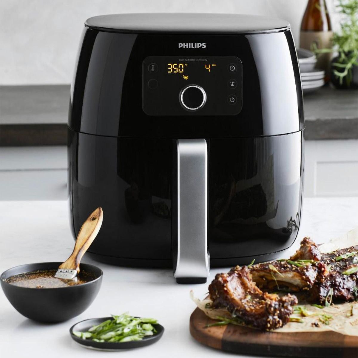 Philips' AirFryerXXL Makes Healthier Eating Easy Healthy