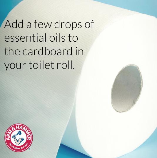 #toilet #toiletroll #essentialoil