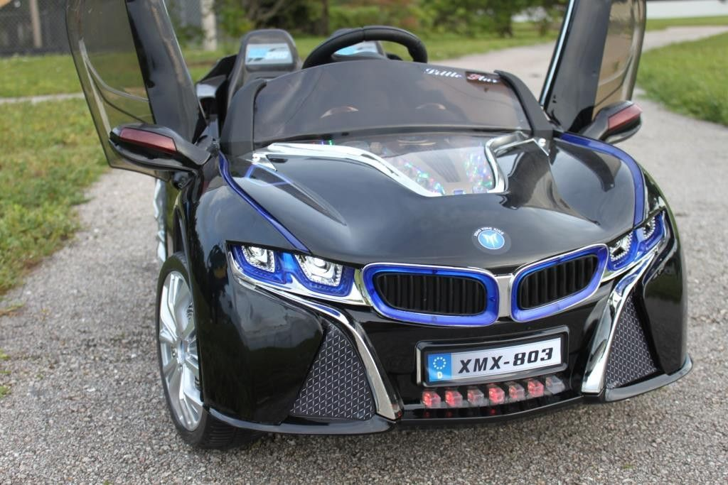 Led Wheels 2016 Sport Bmw I8 Style Powered Car For Kids