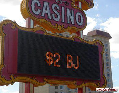 Now that's a cheap BJ :)