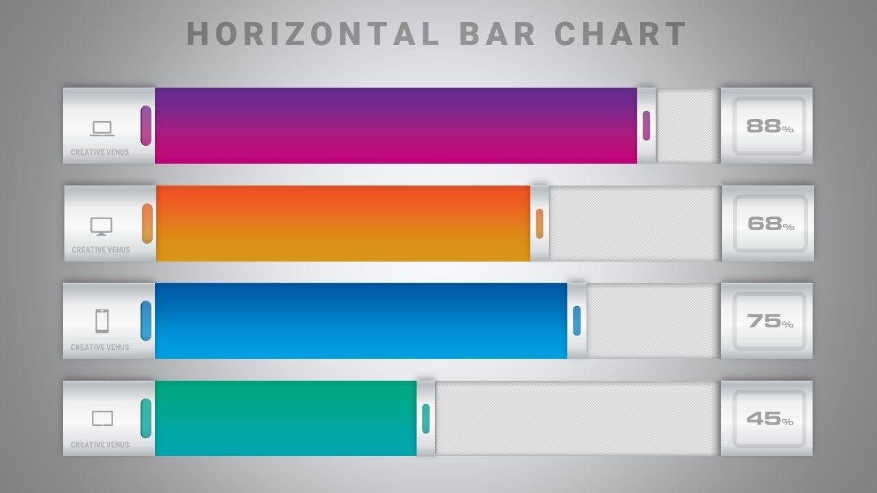 how to create a beautiful bar chart in microsoft office