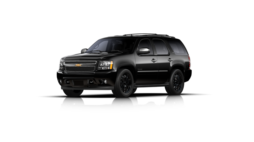 My dream car, perfected even to the rims Chevrolet tahoe