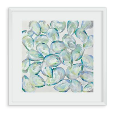 Art Gallery at Maine Cottage | Sea Petals by Kim Hovell