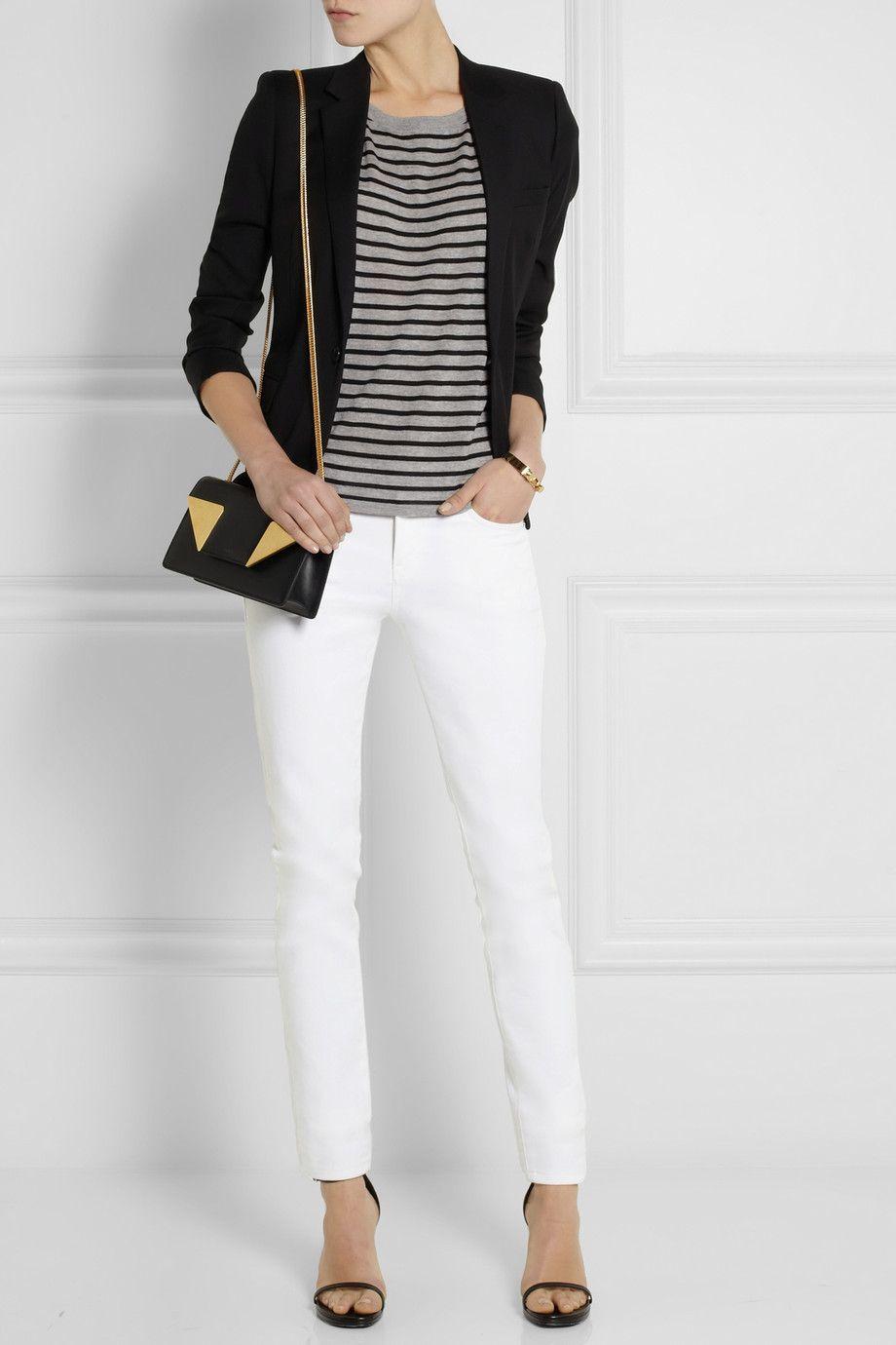 930cf61d2bd Saint Laurent   Betty Small leather shoulder bag   NET-A-PORTER.COM ...