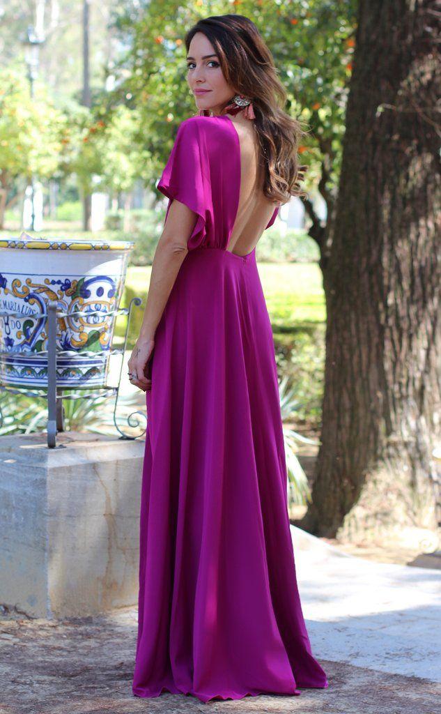 vestido-carlota | Invitada boda | Pinterest | Rocio osorno ...