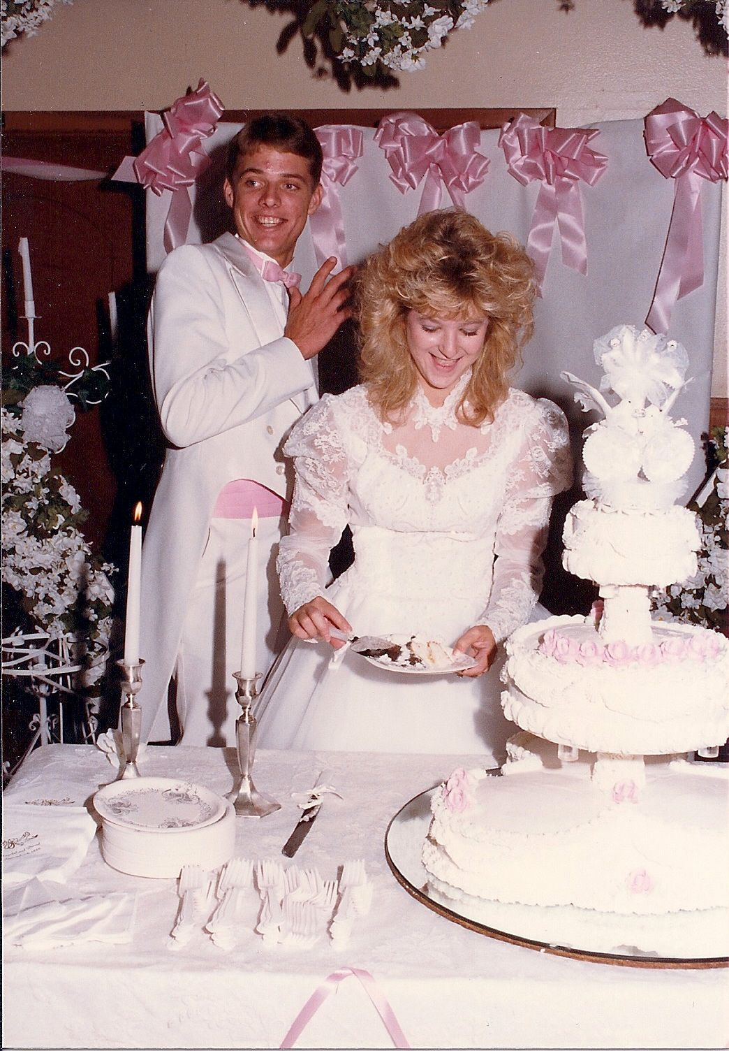Image Result For Ree Drummond Wedding Dress Wedding Gowns Vintage Bridal Gowns Vintage Vintage Wedding Photos
