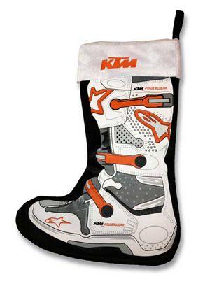 Ktm Parts Com Ktm Holiday Stocking By Alpinestars Holiday Stockings Stockings Ktm