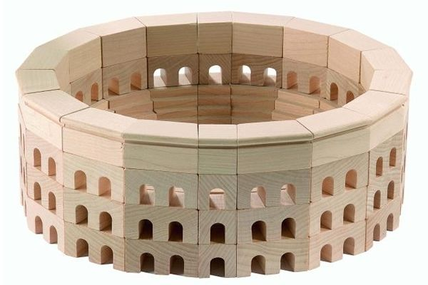 coliseum building blocks