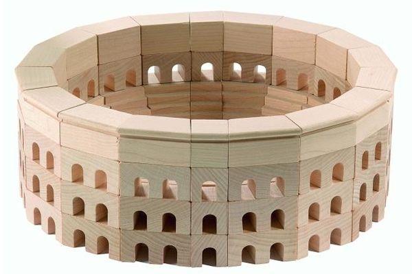 coliseum building blocks