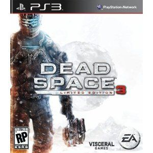 Dead Space 3 Xbox 360 PS3 Pre Orders