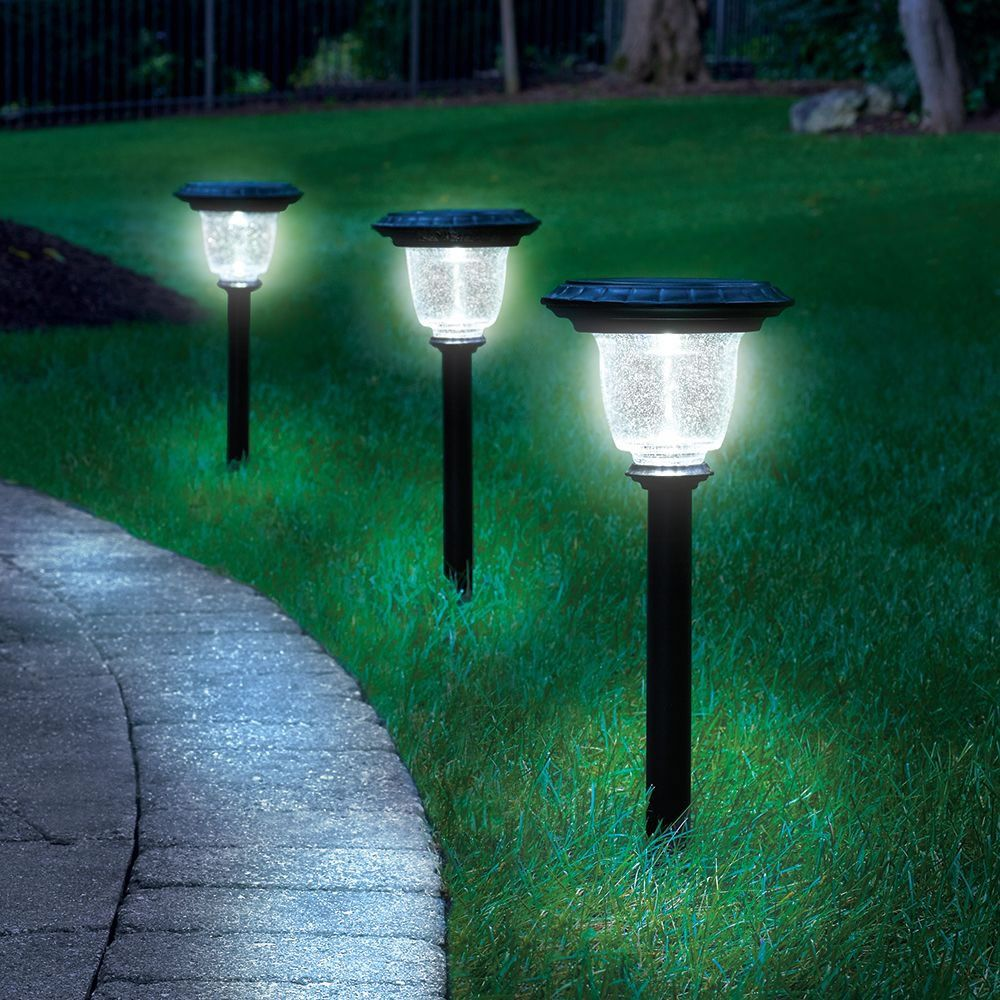 The best solar walkway light hammacher schlemmer mob boss sis the best solar walkway light hammacher schlemmer solar walkway lightssolar powered outdoor aloadofball Images