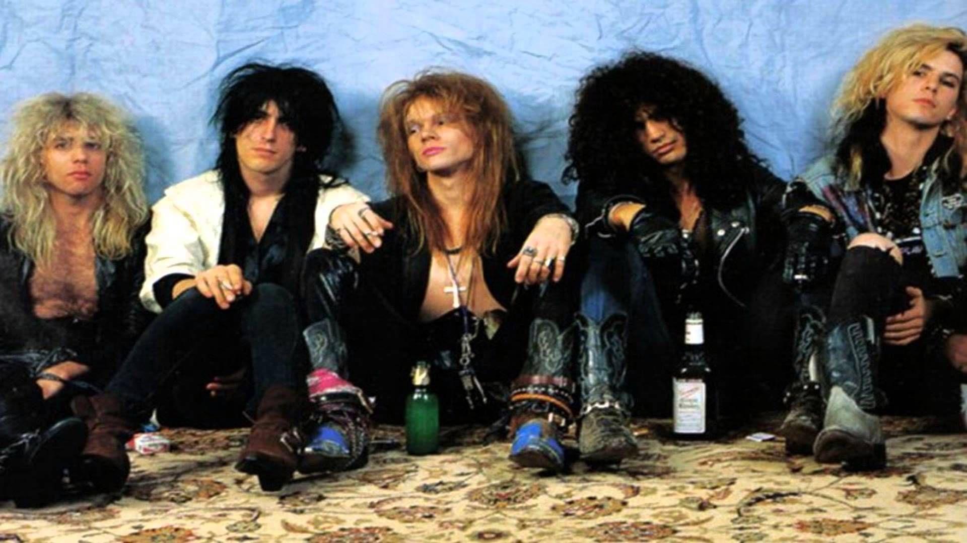 Guns N'Roses - Często zadawane pytania
