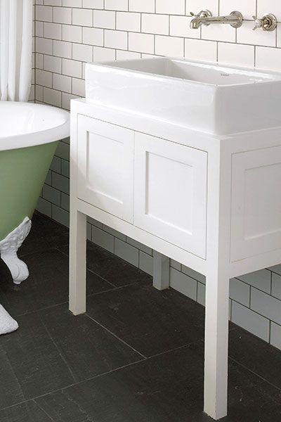 19 Budget Smart Bath Updates Rectangular Vessel Sink