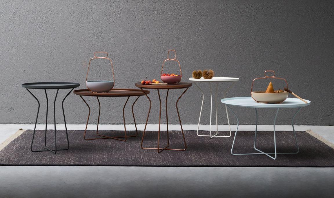Tavolino Vassoio ~ Tuft il tavolino vassoio design enrico cesana tuft è un