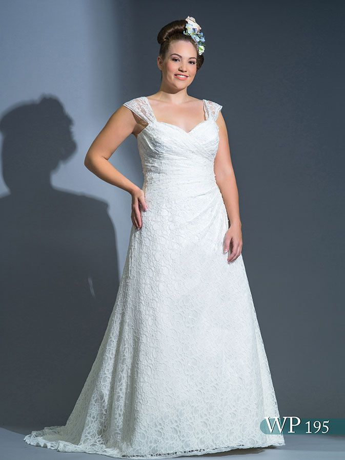 41dee85894c4 Brudklänning Dawn | Brudklänningar - plus sizes | Wedding dresses ...