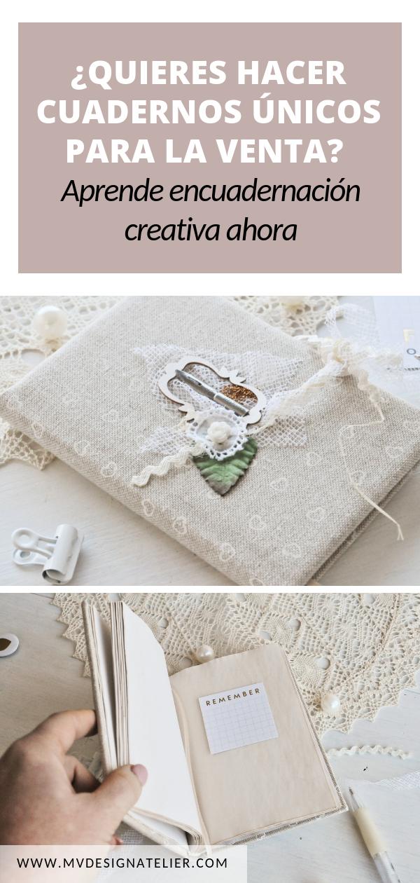 Las Mejores Tecnicas Para Hacer En Casa Cuadernos Artesanales - Cosas-artesanales-para-hacer-en-casa