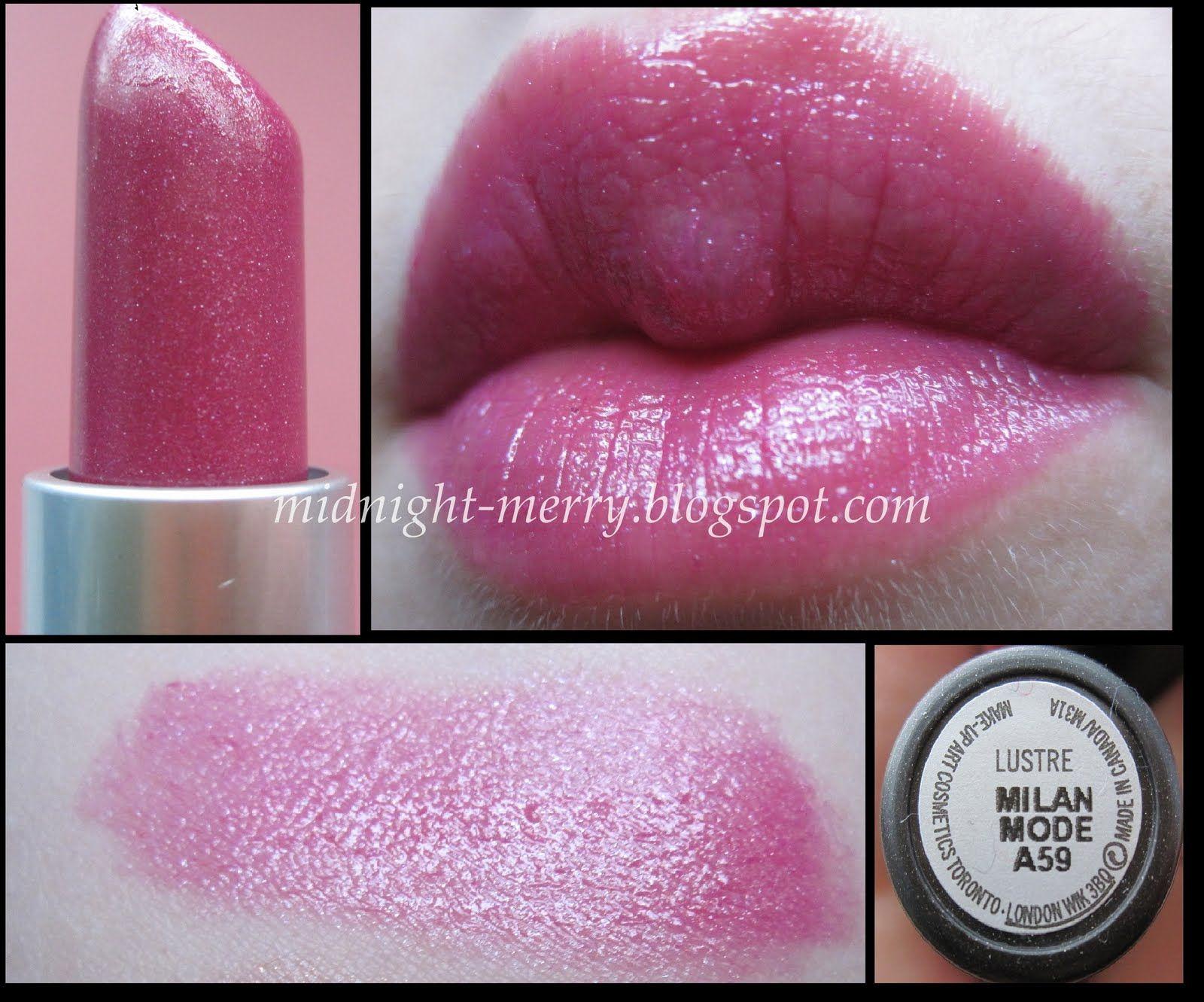 Mac Milan Mode Lipstick