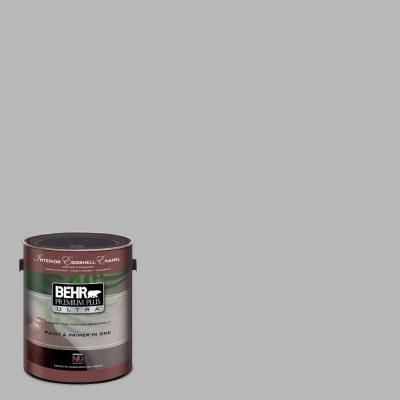 Behr Paint Plus Primer In Classic Silver, The Perfect Grey (at Our House  Anyways