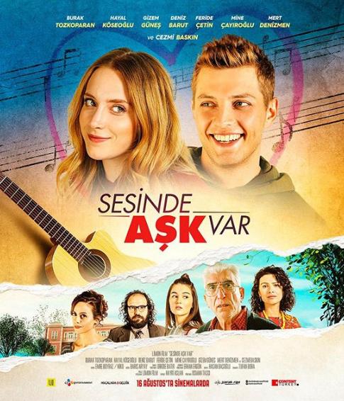 Sesinde Ask Var 2019 Turkish Film Film Movie Synopsis