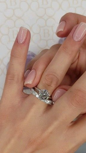 Photo of Solitaire Engagement Eternity Set