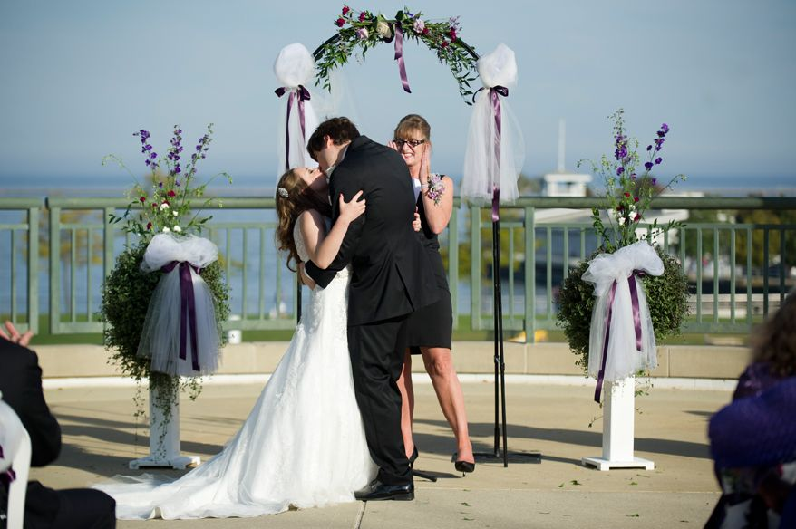 Ceremony At O Donnell Park Coast Miller Room Milwaukee Jbe Photography Wedding Photojournalist Doentary Pinterest