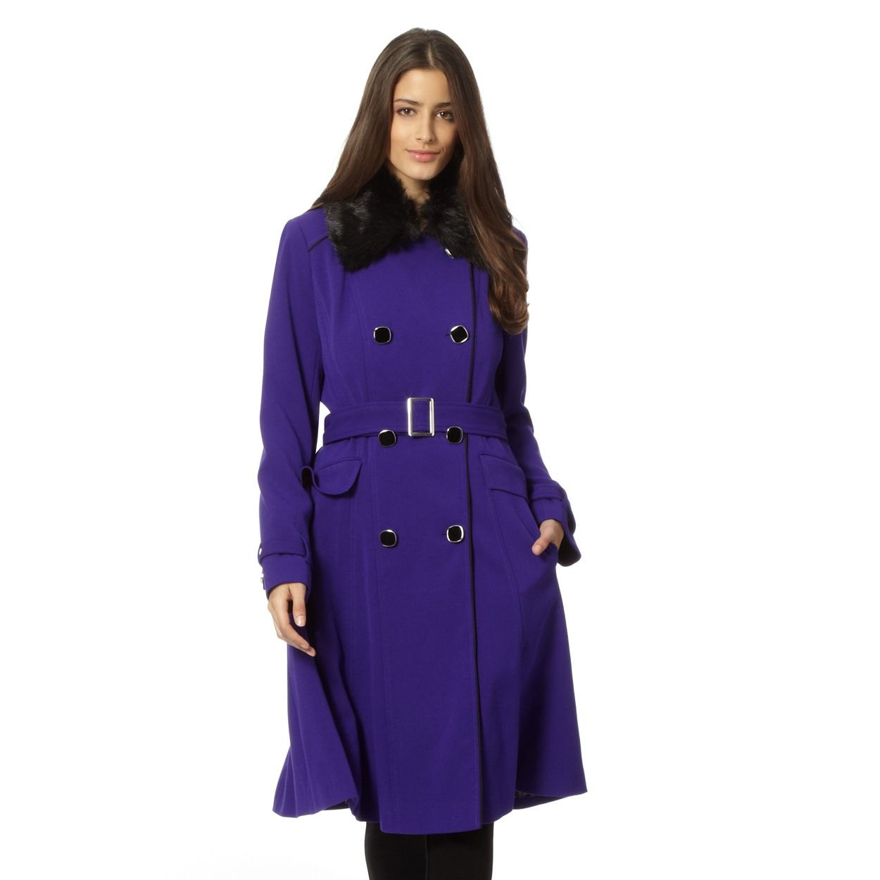 Fantástico Debenhams Vestidos De Dama De Color Púrpura Ideas ...