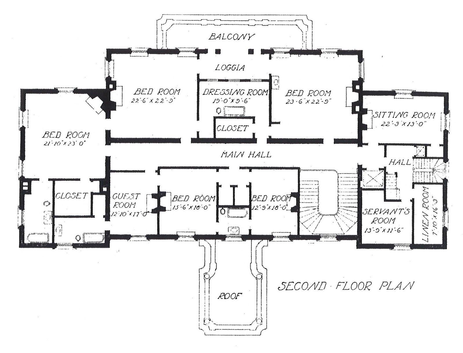 architect design john russell pope u0027s meyer white housetour