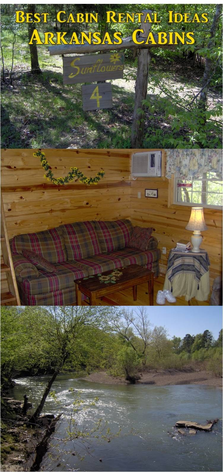 in pine cabin slide ridge log cabins properties rentals arkansas