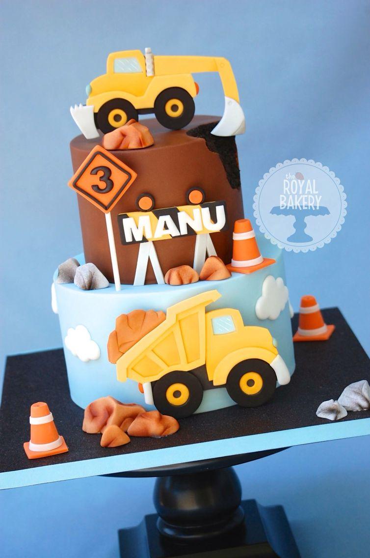 taart bouwvakker Bouwvakker taart | tortas | Pinterest | Construction birthday  taart bouwvakker