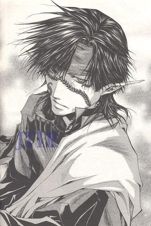 Saiyuki - Youkai Hakkai