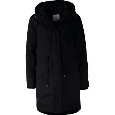 Pin by Fasha on F A S H A ♥ Fall & Winter | Black parka