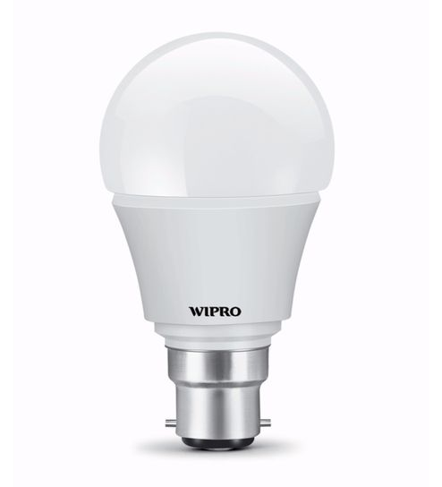 Made Of Acrylic The Wipro B22 Warm White 5 W Led Bulb Is All Set To Brighten Up Your Space Use It For Directional Lightening O Small Led Lights Led Bulb Bulb