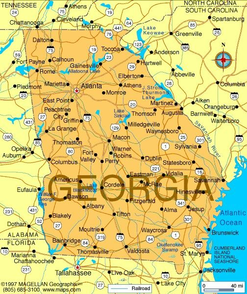 Map Of Georgia Augusta.Georgia Places We Ve Called Home In 2019 Augusta Georgia State