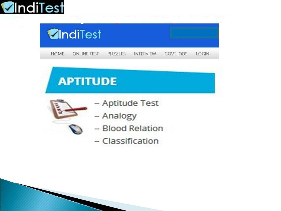 Aptitude Questions And Answers For It Companies Http Www