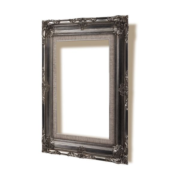 kimla_shopaholic_mirror_sh.png ❤ liked on Polyvore featuring frames, mirrors, borders and picture frame
